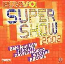 BRAVO SUPER Show 2002 -- 2 CD NUOVO