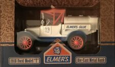 Die-Cast Elmer's Glue 1918 Ford Model T ERTL Collectibles With Older Logo