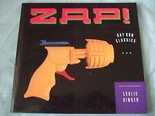 Zap! Ray Gun Classics by Leslie Singer. 1991, 1st Print