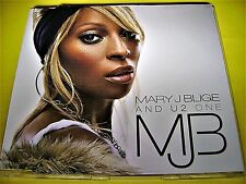MARY J BLIGE AND U2 - ONE / + VIDEO <|> Maxi Rarität | Shop 111austria