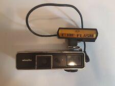 Minolta-16 Model-P Miniature 16mm SPY Camera
