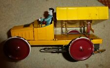 Vintage tin Tractor Mecanique Appliquee aux Jouets boxed 1910 toy 246 french