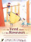 Affiche Pliée 120x160cm LE VENT DANS LES ROSEAUX (2017) Demuynck animation NEUVE