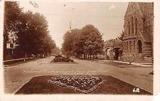 Davenport Iowa~1st Presbyterian~Kirkwood (Only Blvd in the Tri-Cities)~1921 RPPC