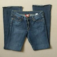 Lucky Brand Womens Jeans Size 6/28 30x31 Medium Wash Denim D16