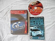 Gran Turismo 3 A-spec Grand (Sony PlayStation 2, 2002) PS2 TESTED