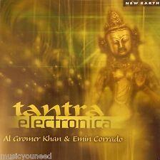 Al Gromer Khan & Emin Corrado - Tantra Electronica (CD 2004) VG++ 9/10