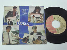"QUEEN Another One Bites the Dust -1980 PORTUGAL 7"" single - UNIQUE SLEEVE RARE"