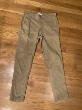 Levis Boys Size 16 Khaki Pants - 26 Waist