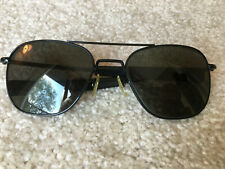 American Optical Eyeglass Frames-Made in USA-Pilot-Black