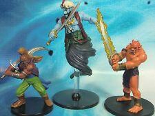 Dungeons & Dragons Miniatures Lot  Djinn Efreeti !!  s101