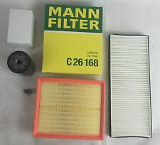 ÖLFILTER LUFTFILTER INNENRAUMFILTER + ABLASSSCHRAUBE AUDI A4 B5 PASSAT 3B2 3B5