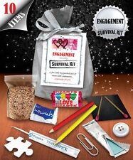 Engagement Survival Kit - Fun Novelty Gift