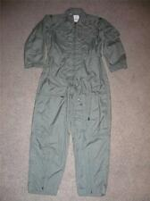 Flight Suit 40S Short Military Coveralls USAF Army CWU 27/P Overalls Mens Fly 32