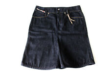 DIESEL Damen Jeans Rock Größe 26 schwarz (S2/121)