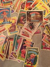 Garbage Pail Kids Mixed Series 1-15 Lot Of 10!1 Card From Series 1-4 Guaranteed!
