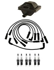 """Ignition Wires 1 Coil 6 Spark Plugs .060"""" Kit ACDelco For Chevy GMC 4.3L V6"""