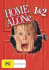 Home Alone 1 and 2 2011 Macaulay Culkin DVD