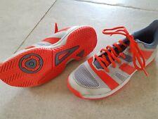 Top: Adidas Hallenschuhe Turnschuhe Gr.38 US 5,5  UK 5 Damen Kinder Non-marking