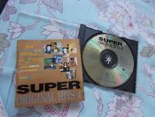 a941981 1991 Japan 1A1 WEA CD 80s 90s Pop Super Original Hits 4