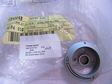 Electrolux Silver Bezel for Hotplate Control Knob Spare Part 3491474700 #1M78