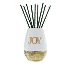 Porcelain Vase Set Fragrant Odor Sticks Neutralizer Scents Gold Decor Accents