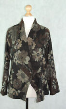 Wool Embellished Coats & Jackets without Fastening for Women