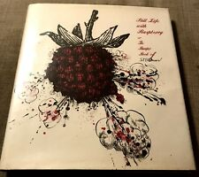 STILL LIFE WITH RASPBERRY-SIGNED TWICE & NUMBERED BY RALPH STEADMAN-1969-RARE