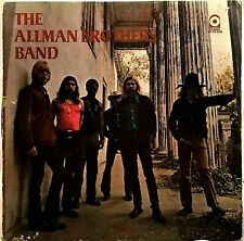 """THE ALLMAN BROTHERS BAND """"The Allman Brothers Band"""" Vinyl LP - 1969 SD 33-308"""