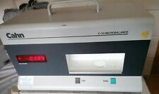 More details for cahn c-33 microbalance model no: 013633-02b with psu