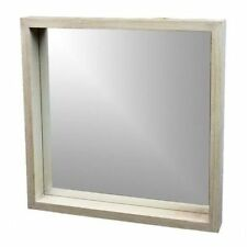 Home Office/Study Square Decorative Mirrors with Wall-Mounted