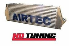 Mk2 FORD FOCUS ST Intercooler Airtec Gen3 INTERCOOLER ST225 FINITURA NERA