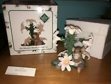"""Charming Tails """"His Miracles Bloom Around Us"""" Dean Griff Nib"""