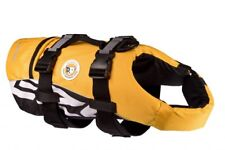 EzyDog Doggy Flotation Device Dog Life Vest Jacket - DFD Extra Small Yellow