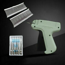 Garment Clothing Price Label Tagging Tag Tagger Gun With 2000 Barbs 1 Needle