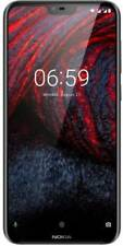 "New Nokia 6.1 Plus (Black, 64GB) 6GB RAM (4G) 5.8"" 16MP+5MP Camera SHIP DHL"