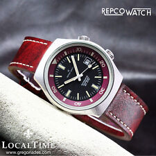 Mechanical (Automatic) Genuine Leather Oval Wristwatches