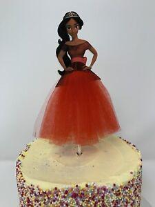 Princess Elena of Avalor Cake Topper Birthday Party decoration baking