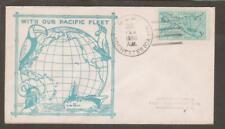 USS Rochester CA 124 February 28 1950 (N37062) Printed Cachet