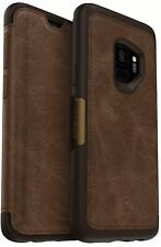 OtterBox STRADA SERIES Case Samsung Galaxy S9 - Retail Package - ESPRESSO Brown