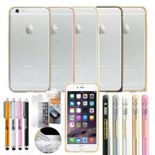 Fundas y carcasas metálicas, modelo Para iPhone 6s Plus de plástico para teléfonos móviles y PDAs