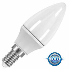 10 x Powersave LED 3.5w = 25w SES E14 Candle 2700k Warm Energy Saving Light Bulb
