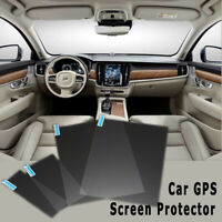 Car GPS Navigation Tempered Glass Screen Protector Stick For Volvo S90 2015-2017