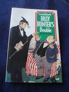 FRANK RICHARDS Billy Bunter's Double paperback Granada Books VG-