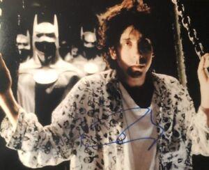 Tim Burton signed autographed 8x10 Photo Batman
