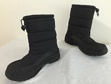 KHOMBU Winter Boots Black Size 10M