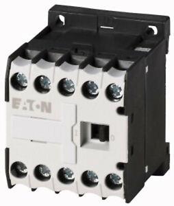 Moeller Eaton 052001 Diler-22-G 24V DC Hilfsschütz 2x Schließer 2x Öffner