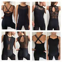Flesh Leotard.Multi Use Clear /& Nude Straps.Skin Ballet Underwear.Child//Adult.UK