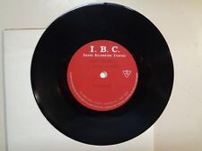 "NASHVILLE TEENS:I'm Coming Home-Searching-U.K.7""67 I.B.C.Sound Recording Acetate"