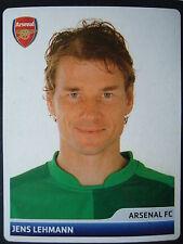 Panini 74 Jens Lehmann Arsenal FC UEFA CL 2006/07